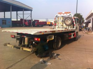 Sinotruk HOWO 25t Recovery Truck Towing Truck Road Wrecker Truck pictures & photos