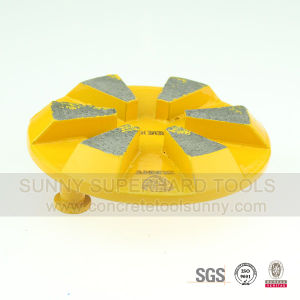 3 Inch Diamond Grinding Disc with 2 Pins pictures & photos