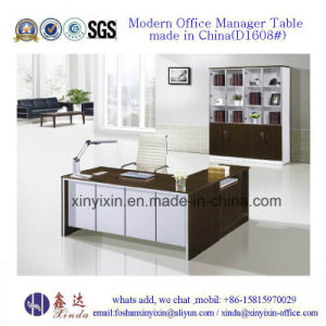Turkish Design Office Furniture Modern Executive Office Desk (D1607#) pictures & photos