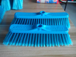 Outdoor Broom/Plastic Broom, New Products, Broom Parts, Cleaning, Kc111 pictures & photos