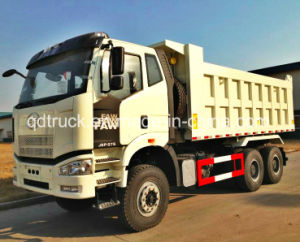 FAW J6 Series FAW 8*4 Dump Truck pictures & photos