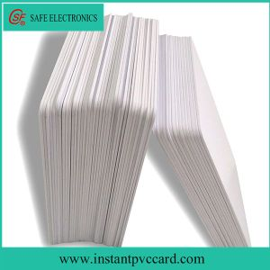 Glossy Proximity 125kHz Inkjet RFID PVC Card pictures & photos
