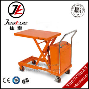 300-1000kg Hydraulic Double Scissor Electric Lift Table pictures & photos