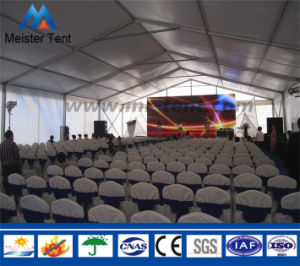 25m Clear Span Temporary Large Marquee Tent From Marquee Tent Manufacture pictures & photos