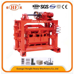 Qtj4-40b2 Cement Brick Making Machine with Ce Certificate pictures & photos