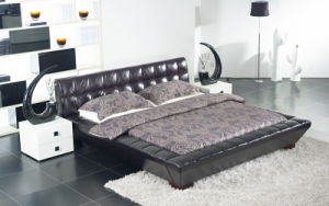 The Modern Bedroom Furniture Bed (8848) pictures & photos
