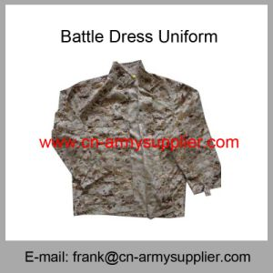 Military Uniform-Acu-Bdu-Military Clothing-Army Apparel-Police Uniform pictures & photos