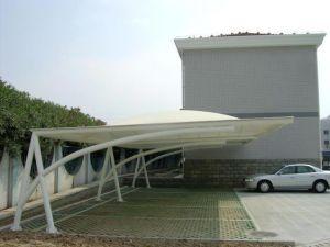 Professional Carport Manufacturer, Memtrane Structure /Solid Car Port/ Car Shed pictures & photos