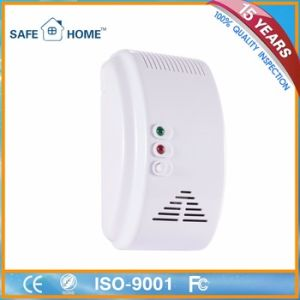 Wireless/Standalone Smart Wall Mounted Gas Detector pictures & photos