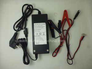Li-ion Battery Charger 24V 5A 25.2V pictures & photos