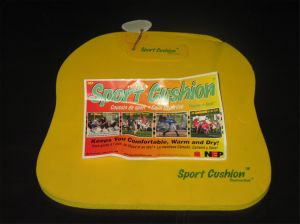 NBR Foam Stadium Cushion Seat Mat with Logo pictures & photos