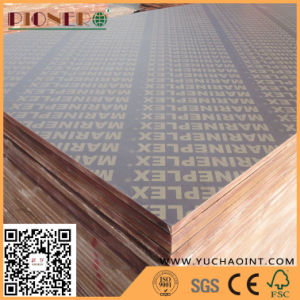 Linyi Brown Film Faced Plywood with Cheap Price pictures & photos