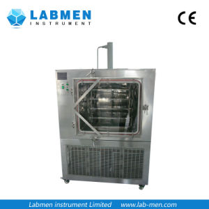 Regular / Top-Press/ Multi-Manifold Desktop Freeze Dryer with Liquid Crystal Display pictures & photos