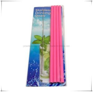 Bright Pink Powder Coating for Cups/Straws pictures & photos