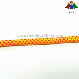 High Strength 10mm Multi Color Nylon / Polyester / PP Braided Rope / Cord pictures & photos