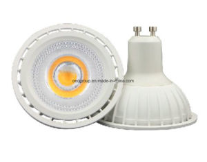GU10 Ba15D Base 8W COB Ar70 LED Spot Lights with High Lumen From China Supplier pictures & photos