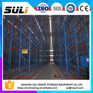 Customized Steel Selective Pallet Rack for Industrial pictures & photos