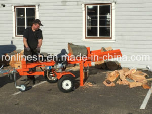 5.5HP BS Engine Powered 16t/16ton Horizontal Log Splitter Ce, Towable by ATV/Quad/UTV pictures & photos