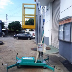 8m Insulating Hydraulic Lift for Workshop & Warehouse Use etc. pictures & photos