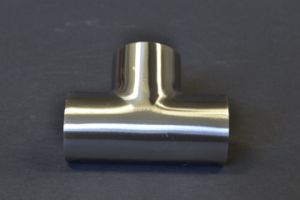 Stainless Steel Sanitary Reducing Tee pictures & photos