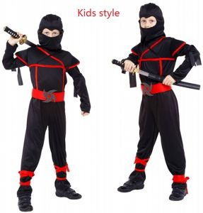 Wholesale Kids Ninja Costume for Hallowmas Party pictures & photos
