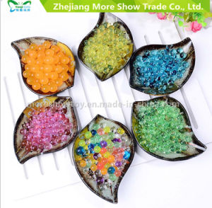 Wholesale Crystal Soil Water Beads for Plant Home Decoration Orbeez Ball Water Gel Balls pictures & photos