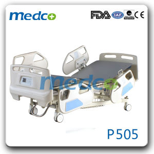 Ce& ISO Electric Hospital Bed for Nursing, 5 Functions Electric Hospital Bed for Patient pictures & photos