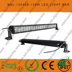 Factory Price 20 Inch 120W LED Light Bar off Road LED Light Bar 12V Driving pictures & photos