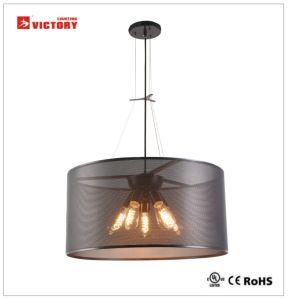 Modern Iron Chandelier LED Pendant Lamp Light for Restaurant pictures & photos