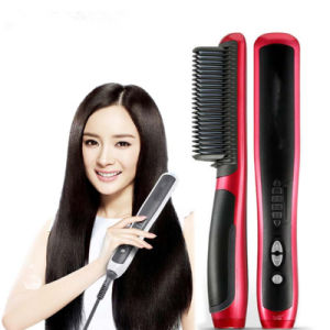 2017 Price Protein Hair Straightener with Nano Ceramic Coating pictures & photos