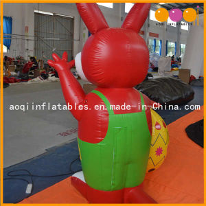 Inflatable Easter Egg and Rabbit (AQ65138) pictures & photos