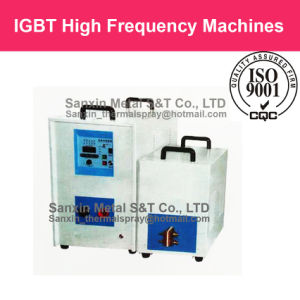 High Frequency Heating Machine Induction Equipment Series for Melting Smelting Thermal Treatment Welding Devices pictures & photos
