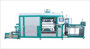 Transparent Plastic Packaging/Transport Box Vacuum Thermoforming Machine pictures & photos