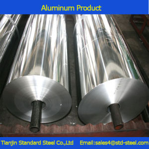 3003 8011 H22 H24 Lubricated Aluminum Foil pictures & photos