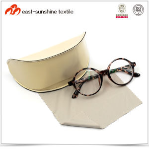 White Fashion Leather Optical Glasses Case pictures & photos