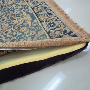 2cm Thickness Memory Foam Muslim Prayer Carpet pictures & photos