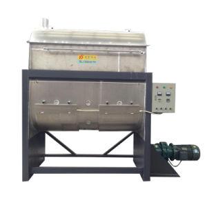 Plastic Powder Horizontal Heating Plastic Mixer/Ribbon Blender pictures & photos