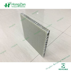Anti-Slip Fiberglass Honeycomb Sandwich Panel for Deck, Floor, Walking Platform pictures & photos