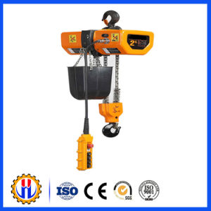 Factory Direct Price Small Steel Wire Rope Electric Hoist pictures & photos