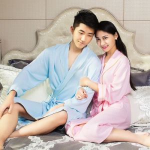 Bamboo Fiber Bathrobes/ Pajama / Nightwear pictures & photos
