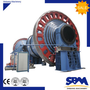 Reliable Wet Cement Ball Mill Design in India pictures & photos