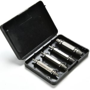 4X Screw Extractor Drill Bits Guide Set pictures & photos