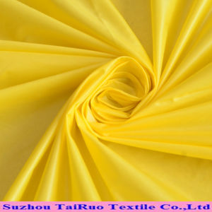 The Poly Fabric of Taffeta for The Garment Fabric pictures & photos