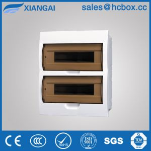 Distribution Box of Flush Two Doors Big Size Electrical Box Hc-TF24ways pictures & photos