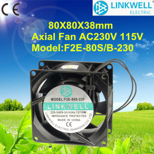 AC/DC 8038 Axial Fan for Cooling (F2E-80B) pictures & photos
