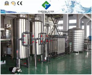 Stainless Steel Mineral Water Treatment Plant pictures & photos