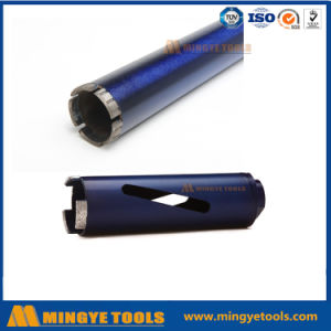Segment Wet Dry Diamond Core Drill Bit for Concrete Stone pictures & photos