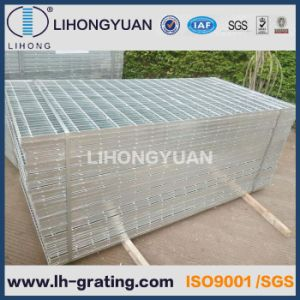Hot DIP Galvanized Standard Steel Grating for Walkway pictures & photos