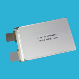4000mAh 3.7V Lithium Polymer Battery for Consumer Electronics pictures & photos