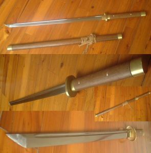 Plain Tang Dynasty Sword/Dao pictures & photos